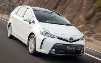 Toyota Prius V HYBRID Price Australia