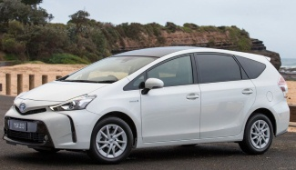 Toyota Prius V i-TECH HYBRID Price Australia
