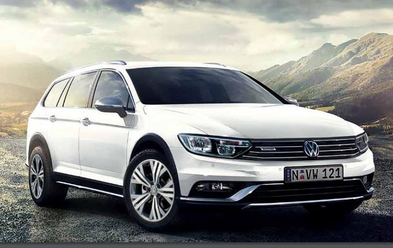 Volkswagen Passat ALLTRACK 140 TDI Price Australia