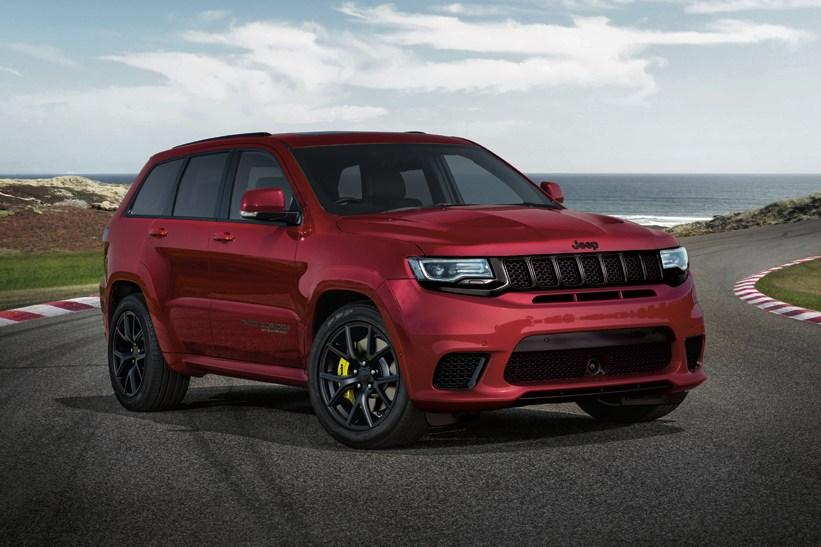 New Jeep Grand Cherokee Prices. 2020 Australian Reviews ...