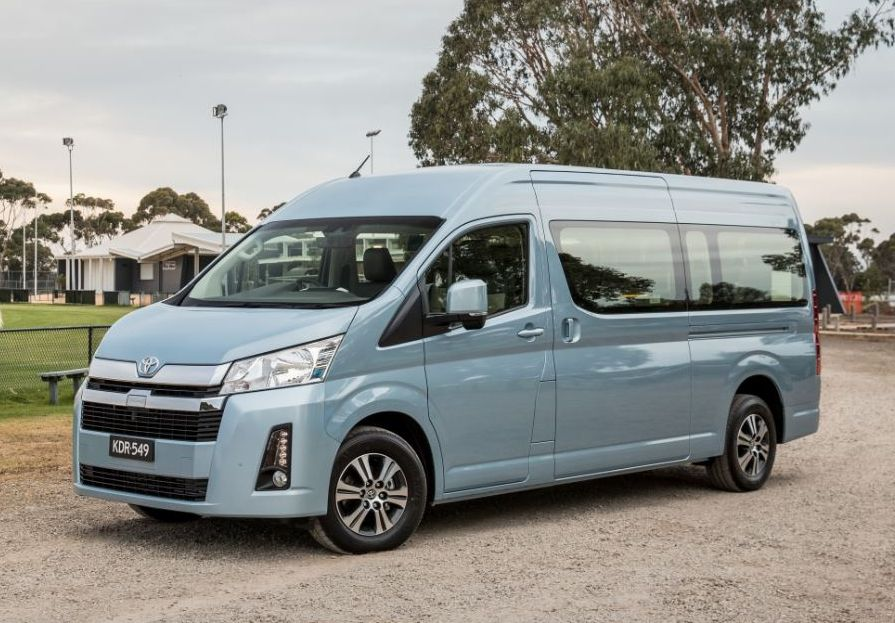 New 2020/2021 Toyota Hiace Prices & Reviews in Australia ...