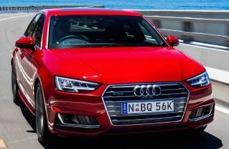 Audi prices in australia
