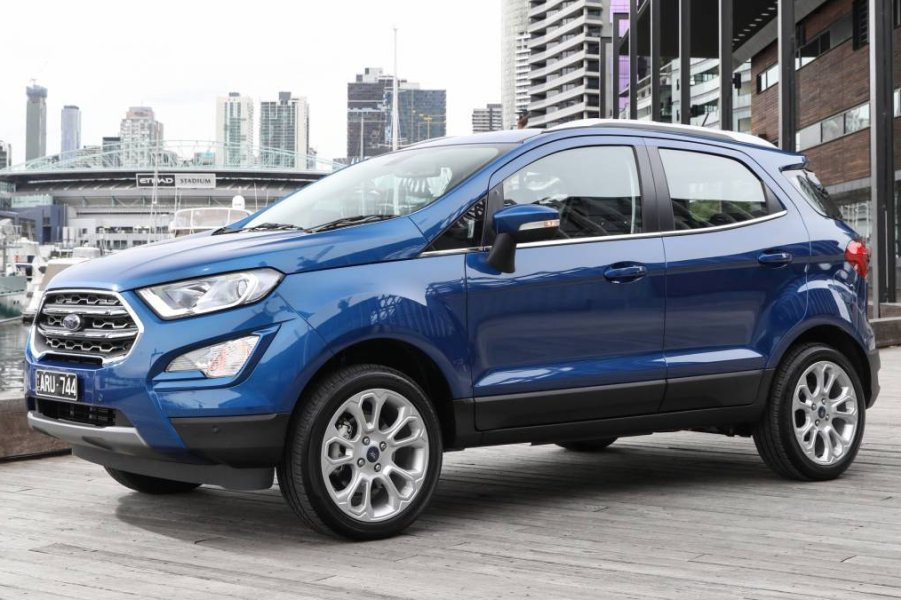 New Ford Ecosport Prices 2019 Australian Reviews Price My Car