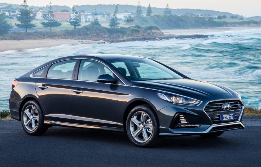 New Hyundai Sonata Prices. 2019 Australian Reviews | Price ...