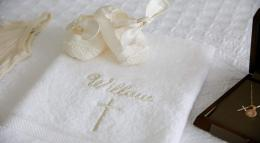 Christening & Baptism Towels