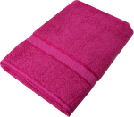 Kingtex Bath Sheet Fuchsia