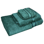 3 Piece Kingtex Towel Set Forest