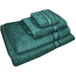 4 Piece Kingtex Towel Set Forest