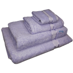 4 Piece Kingtex Towel Set Lilac