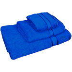 3 Piece Kingtex Towel Set Royal