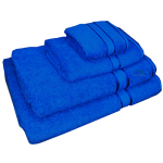 4 Piece Kingtex Towel Set Royal