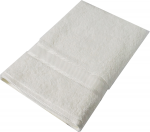 Kingtex Bath Sheet White