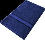 Kingtex Bath Sheet Navy