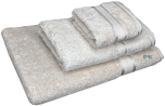 3 Piece Kingtex Towel Set Linen
