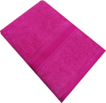 Ramesses Towel Fuchsia