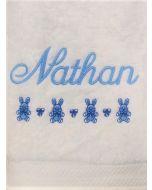 Child's Rabbit Towel