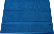 Kingtex Hand Towel Aqua Blue