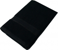 Kingtex Bath Sheet Black