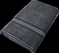 Kingtex Towel Charcoal