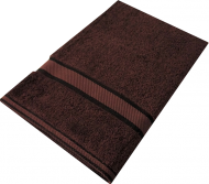 Kingtex Bath Sheet Chocolate
