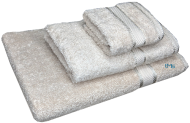 3 Piece Kingtex Towel Set Linen