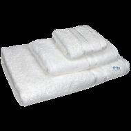 3 Piece Kingtex Towel Set White
