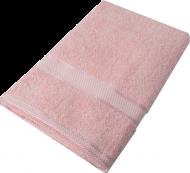 Kingtex Bath Sheet Baby Pink