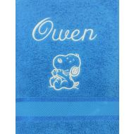 Child's Puppy Towel