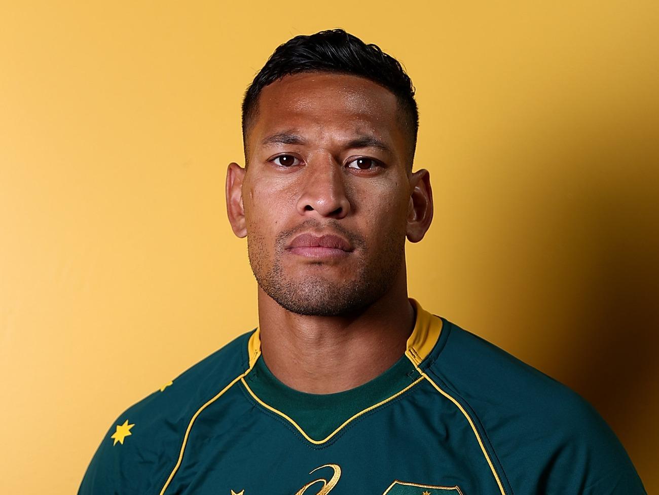 Israel Folau sacked, Rugby Australia, Wallabies, Waratahs, anti-gay