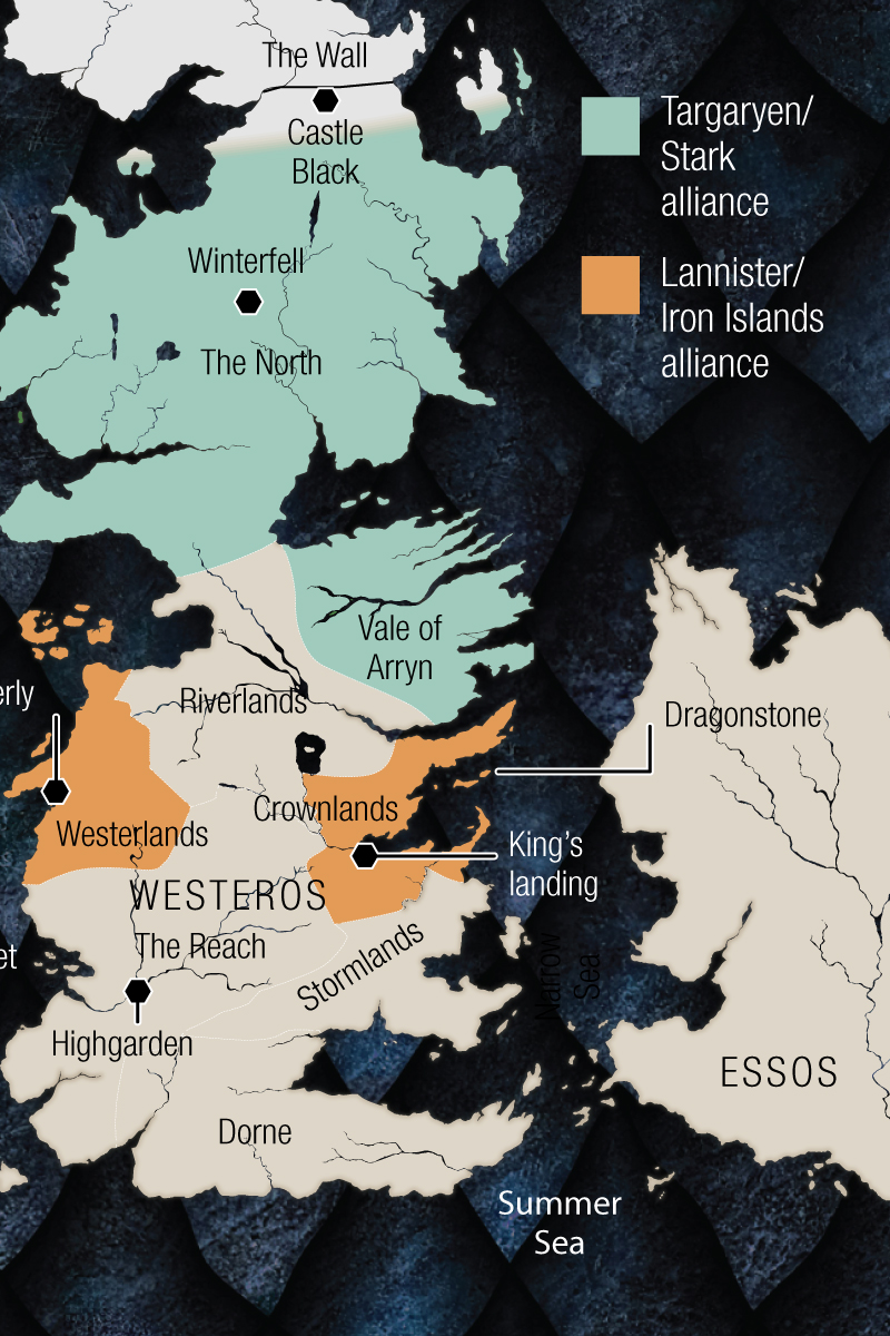 Game of Thrones: All the facts you didn't know ahead of season 8 Kingdoms Game Of Thrones Maps Families on once upon a time kingdom map, anglo-saxon kingdoms map, kingdom of war game map, walking dead map, before westeros robert s rebellion map, a clash of kings map, assassin's creed kingdom map, kingdom of kush map, king of thrones map, de jure ck2 kingdoms map, fire and ice map,