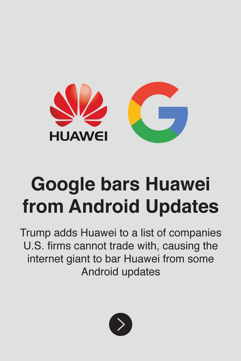 Huawei ban: China threatens to ban foreign companies