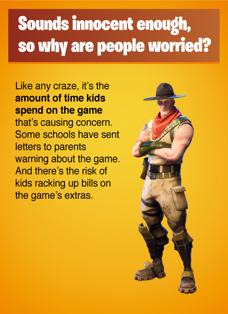 Fortnite addiction: Video game addiction warning signs in kids and