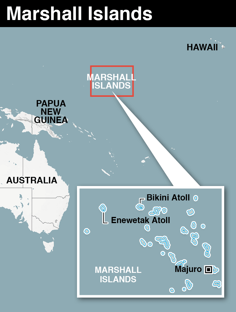 Marshall Islands radiation: Nuclear zone worse than Chernobyl