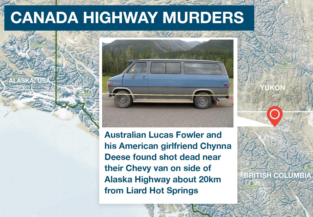 Canada murders: Lucas Fowler, Chynna Deese family speak up