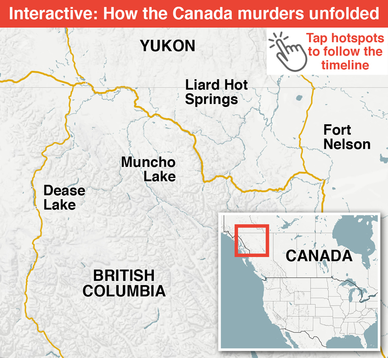 Map Of Southeast Canada.Lucas Fowler Canada Murder Tactical Team Snipers Board Plan In
