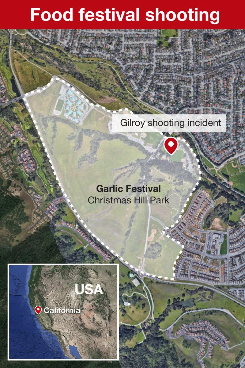 Christmas Hill Park Gilroy Ca 95020.Christmas Hill Park Map