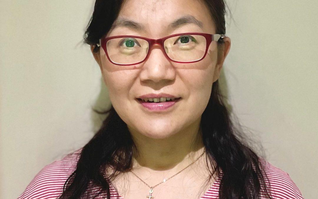 Introducing Dr Yilin Zhang