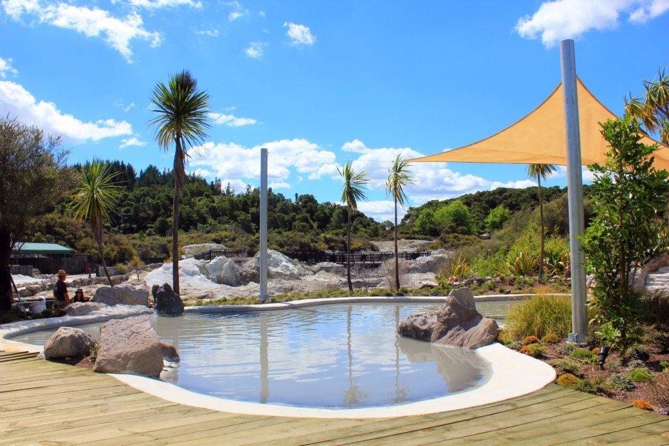 Hells Gate Geothermal Park and Mud Bath Spa