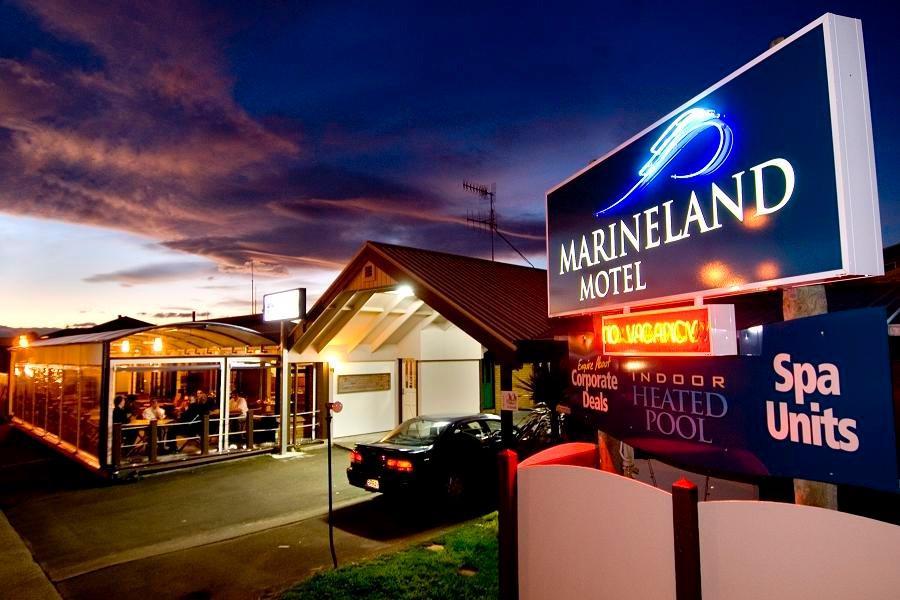 Marineland Beachfront Accommodation
