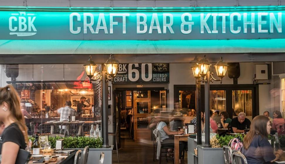 CBK Craft Bar & Kitchen Rotorua