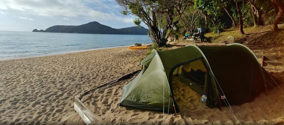 Observation Beach Campsite