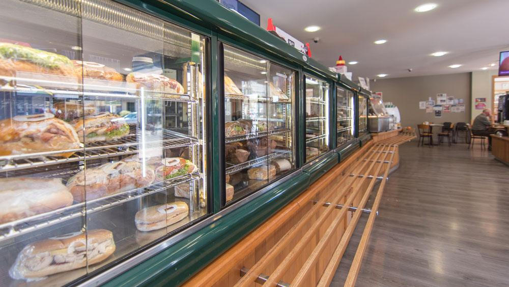Geraldine Berry Barn Bakery & Cafe