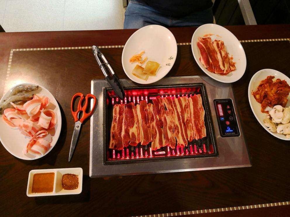 Hanna Korean BBQ