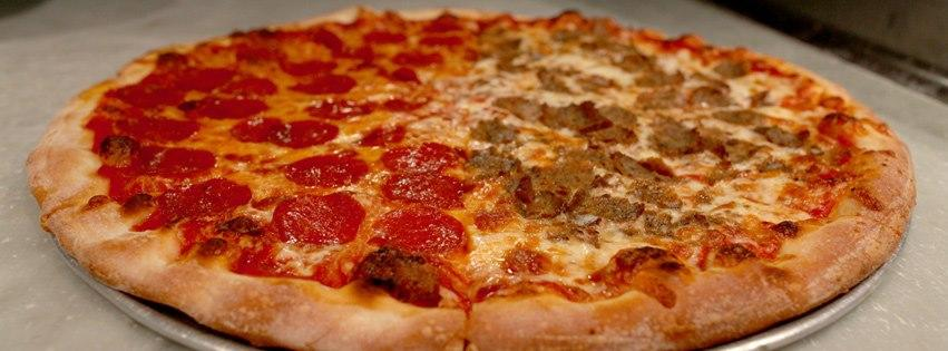Sal's Authentic NY Pizza - Mount Maunganui