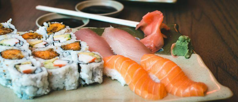 Sushi Bar Salmon