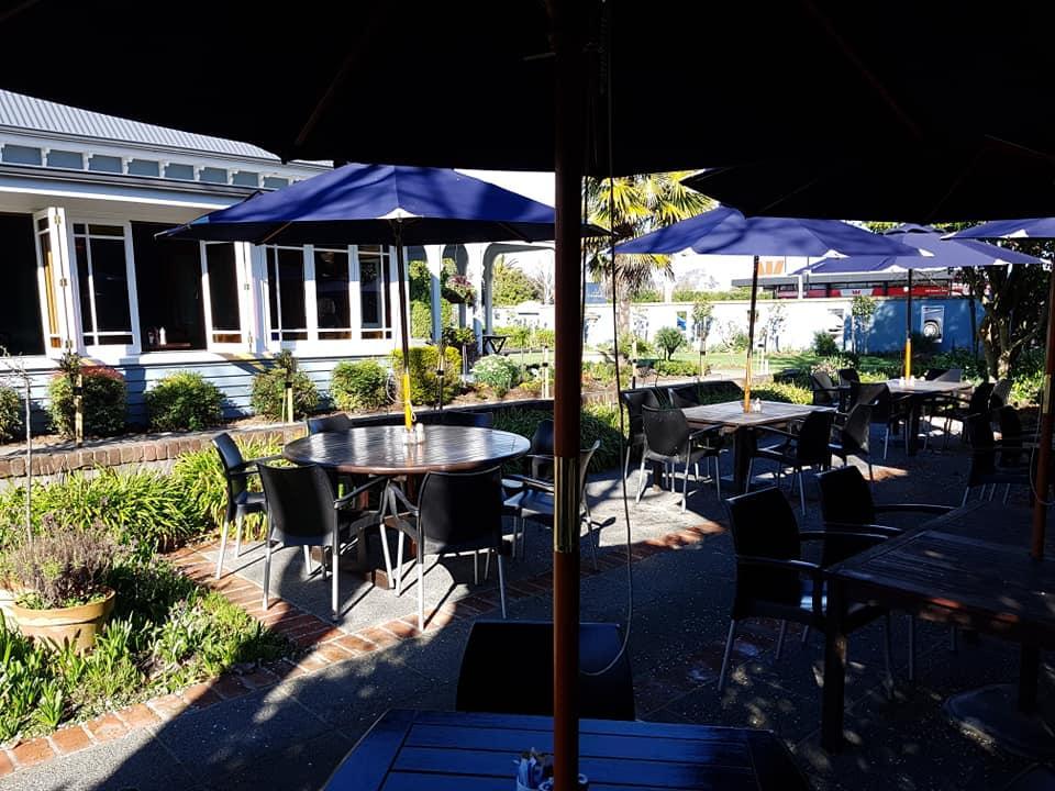 The Old Vicarage Cafe, Restaurant & Bar