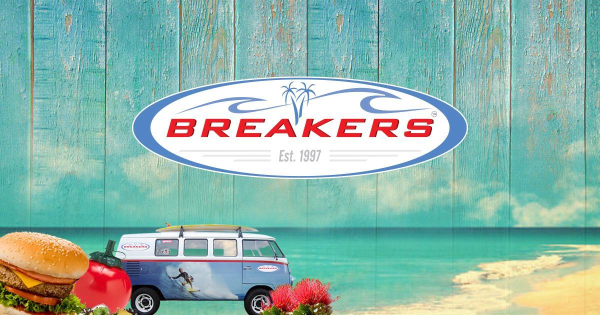 Breakers Restaurant - Tauranga