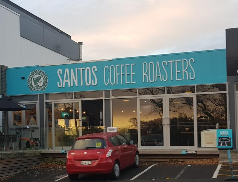 Santos Coffee Limited
