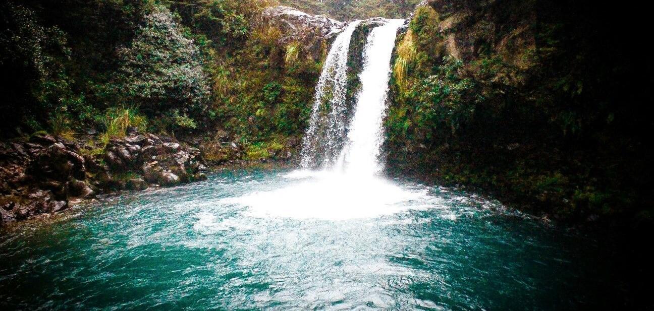 Tawhai Falls (Gollums Pool)