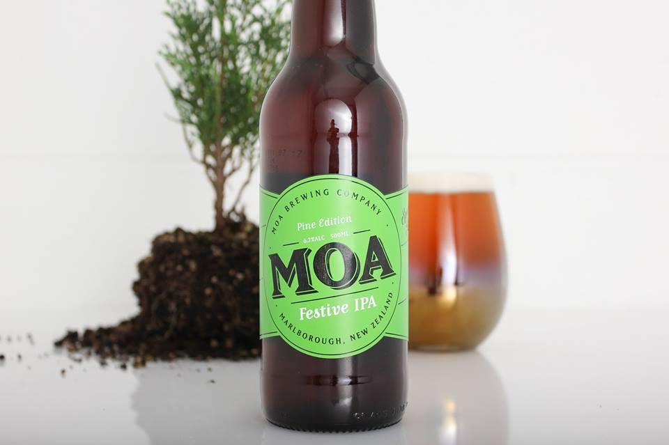 Moa Brewery
